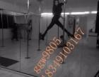 江门钢管舞小班授课 专业钢管舞包学会 钢管舞一对一培训