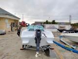 5.28豪華小快艇鋁合金路亞艇 沖鋒舟 公務艇雙體浮筒船