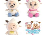儿童最爱喜羊羊和灰太狼毛绒玩具公仔批发娃娃喜洋洋玩偶婚庆礼品