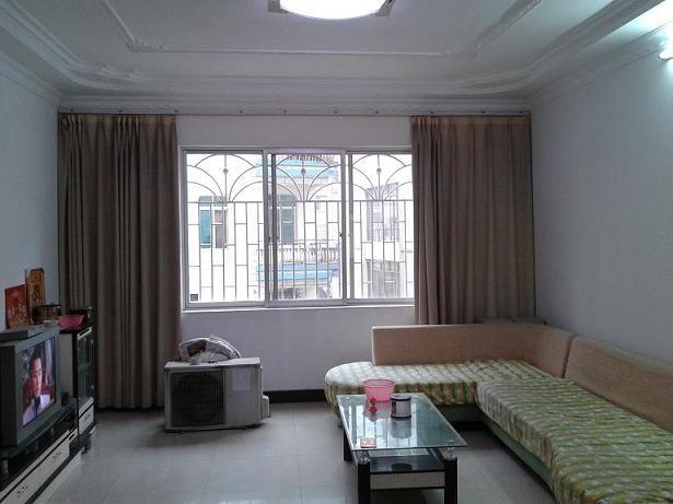 滨江大市场教师公寓黄金三楼3房2厅2卫 出租 拎包入住