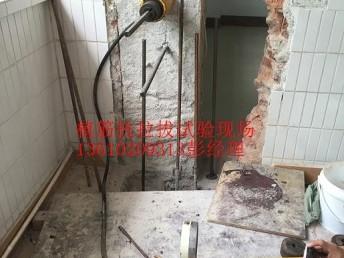广州南沙番禺萝岗黄浦从化花都增城海珠荔湾混凝土植筋加固公司