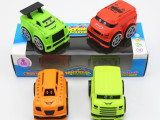 地摊热卖儿童小玩具爆款批发 新款益智小汽车 回力卡通玩具车模型