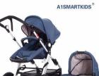 ALSMARTKIDS欧洲充气轮婴儿车婴儿推车