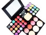 艾迪丝化妆盒 彩盘 彩妆套装 24色眼影 8色唇彩 4色腮红 3块粉饼