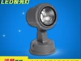 窄光束 COB 10W 户外亮化灯具
