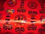 弹力布 五枚缎 八枚缎 灯笼烫金布 值绒