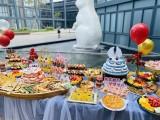 轻省服务广州企业团餐 下午茶 发布会 年会 生日会等