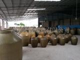 长期生产销售50公斤-1000公斤土陶酒缸,陶瓷酒坛