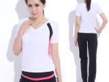 批发价斯泊恩正品瑜伽服套装新款健身服跳操服女韩版