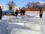 台州工业冰块 干冰粉末配送