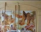瓷艺3D陶瓷艺术立体视觉背景墙加盟合作