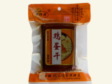 升师傅 酱香味鸡蛋干 安徽特产 50袋 150g/箱 鸡蛋干批发