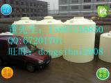 10立方塑料水箱 装减水剂塑料储罐,台州白色圆柱水箱价格