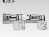 LED镜前灯 厂家直销4W现代简约浴室灯卫生间化妆灯防水防雾节能