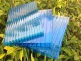透明防爆隔断专用pc耐力板 阳光房实心pc板材