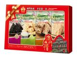 港澳第一家400g组合礼盒装澳门情酥糖 进口含糖休闲食品特产年货