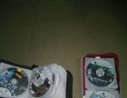 XBOX360游戏机光碟和配件甩卖