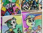 桂林七星金星幼儿学画画暑假班孩子学美术哪家好