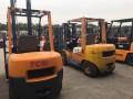 二手合力叉车价格 公司半急转合力3吨4吨5吨新叉车