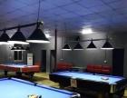集美-厦门北站400平米休闲娱乐-桌球城12万元