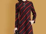 女装连衣裙库存折扣批发原单货源 供应高档精品品牌女装蕾丝刺绣