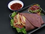 国民煎饼以其独特口感和营养健康获得人们的普遍赞誉