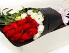 比翼双飞-花市网精美红玫瑰花束礼盒网上预订