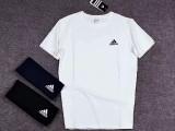 阿迪耐克正品经典夏季短袖T恤尾货批发便宜