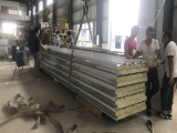 天兴彩钢专业定制夹芯板、夹芯板产品及服务