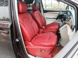 上海商务车内饰升级奔驰威霆GL8内饰改装航空座椅木地板
