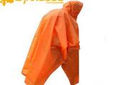 批发正品夏诺多吉 三合一户外雨衣 雨披 多功能防雨罩 地席