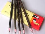 1818防水拉线笔 卷纸拉线眉笔 眼线笔 黑色咖啡色 批发