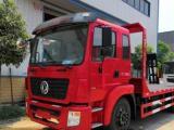 东风系列挖机平板运输车厂家直销