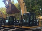 马鞍山15款卡特320和323 336一手现货转让原装三大件