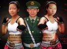一对一特教 截拳道散打搏击综合格斗女子防身术培训