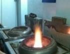 餐馆炒菜用酒精生物醇油替代煤气,液化气,柴三由