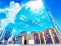 实景 外企集团公司金融总部 南门1100平长安国际中心