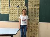 海口博真国学堂书法院练字班招生