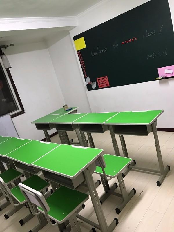 广州磁善家定做教室无尘书写教学大号黑板舒适书写体验磁性绿板
