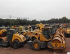 自贡本地二手压路机市场 新款车价格多