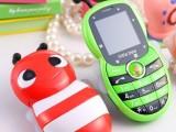 新款袖珍小蜜蜂学生迷你手机K688可爱卡通男性儿童手机女款低辐射