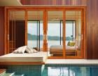 鑫傲斯铝合金门窗,木纹细致,纯粹极简