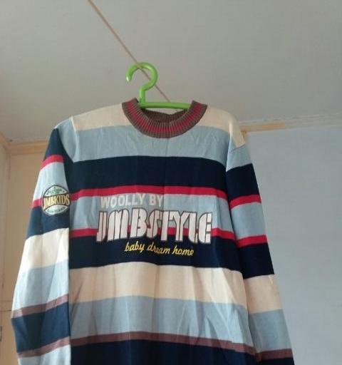 杰米熊童毛衫