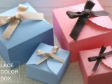 厂家直销 韩国烘焙包装 方形蛋糕盒 饼干盒 西点盒迷你S号 现货