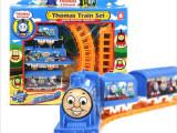 电动轨道玩具 电动托马斯小火车 创意儿童玩具 儿童地摊玩具批发
