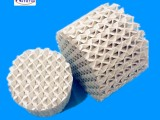 厂价直销陶瓷波纹填料 精馏塔填料 优质陶瓷规整填料 规格齐全