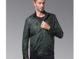 新款男士休闲立领夹克 正品海澜之家剪标男外套春秋款Jacket