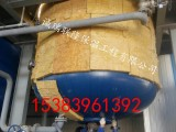 铁皮保温施工工程 室内管道铁皮保温施工资质