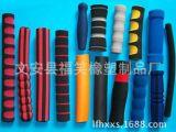 厂家供应NBR泡沫海绵管 彩色橡塑海绵管 橡塑磨面把套