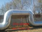 保定电伴热管道保温施工玻璃棉板设备保温工程